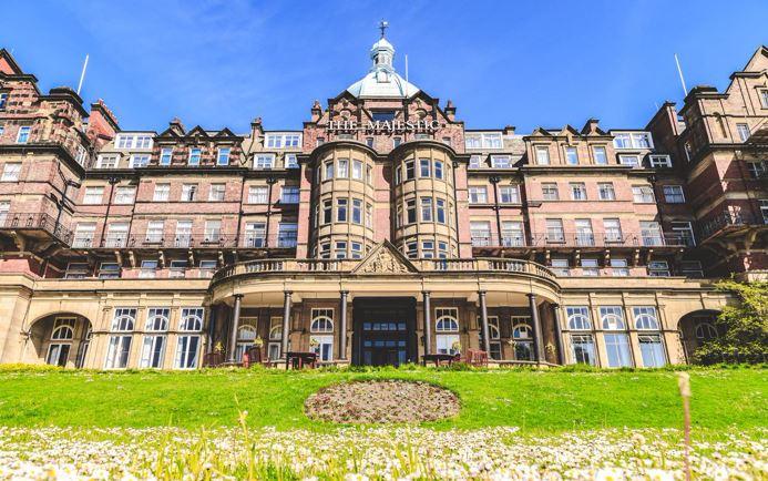DoubleTree by Hilton Harrogate Majestic Hotel & Spa specifies SpringBond